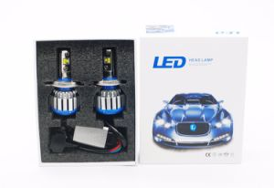 Good Brightness T1 Automobile Headlight Kit with Imported Turbo Fan pictures & photos