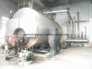 Wns Series Horizontal Natural Gas-Fired Steam Boiler pictures & photos