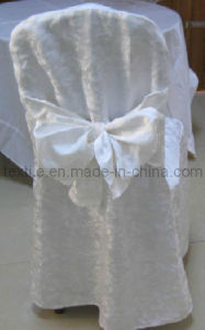 Damask Chair Cover