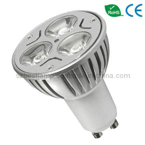 High Power LED GU10 Bulb with CREE LEDs pictures & photos