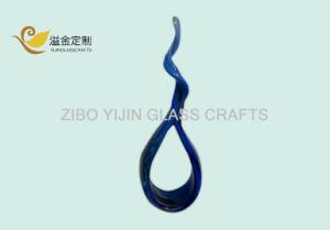 Handmade Creative Design Glass Model for Home Decor, Folk Art Glass Decor
