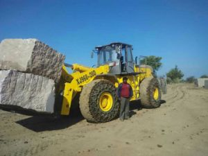 Xj968-28d Onxy Quarry Mining Equipment and Machinery Fork Lifter pictures & photos
