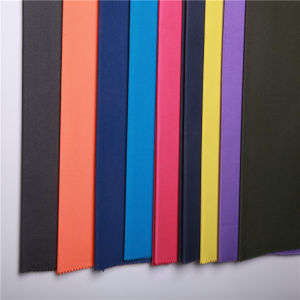 Tear Resistant Yarn Dyed 100% Polyester Oxford Fabric pictures & photos