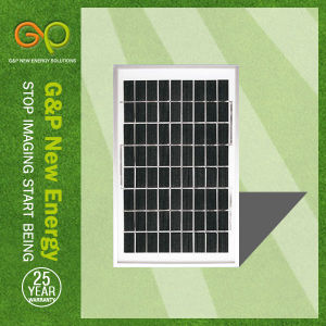 35W PV Solar Module for Small System pictures & photos