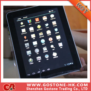 9.7 Inch Rockchip 3066 Dual Core 1.6 GHz Cortex-A9 (1.6GHz) WiFi Bluetooth Android 4.0 Tablet PC