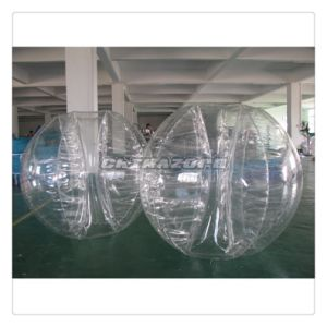 Team Exercise Traditional Type Clear Inflatable Bumper Ball pictures & photos
