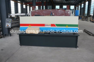 China Advanced Design QC12y-6*3200mm Nc Hydraulic Sheet Metal Shearing Machine for Sale pictures & photos