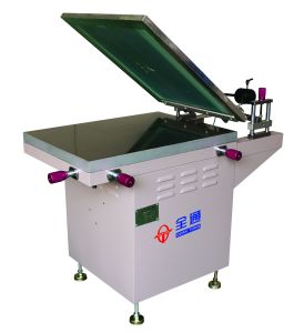 Manual Screen Printing Machine Ty - Sy4060