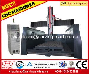 Jcs2040hl 3D CNC Router Marble Granite Stone Engraving Machine pictures & photos