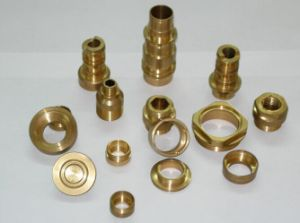 Automatic Lathe Components and CNC Lathe pictures & photos