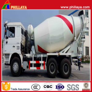 Cement Concrete Mixer Trailer/Concrete Mixer pictures & photos