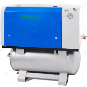 10bar Industrial Oil Free Screw Type Air Compressor pictures & photos