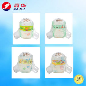 Ultra Thin Clothlike Film Disposable Baby Diaper pictures & photos