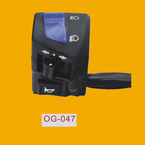 Good Quality Handle Switch, Motorcycle Handle Switch for Og047 pictures & photos