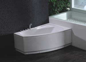 Acrylic Indoor Massage Bathtub (JL801L/R) pictures & photos