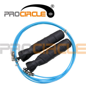 Crossfit Durable Rubber Bearing Speed Jump Rope (PC-JR1073) pictures & photos