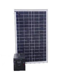 Mini and Portable 30W Solar System