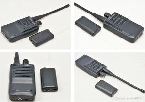 ISM UHF Remote Audio Bug Long Distance Wireless Voice Monitor and Transmitter pictures & photos