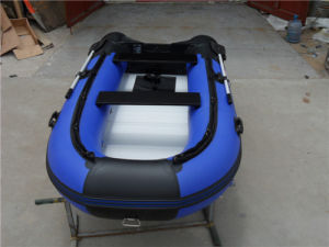 Inflatable Sports Boat with Aluminum Floor