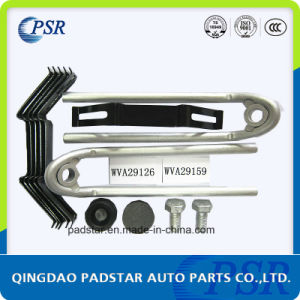 Competative Price Brake Pads Repair Kits for Benz Truck pictures & photos