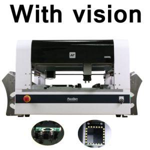 Desktop Visual PNP Machine with Automatic Rails (NeoDen4) pictures & photos