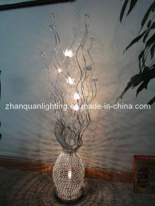 Aluminum Floor Lamp (F51 8211)