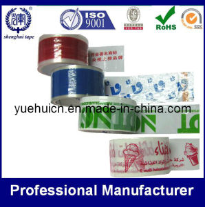 BOPP Printing Adhesive Packing Tape pictures & photos