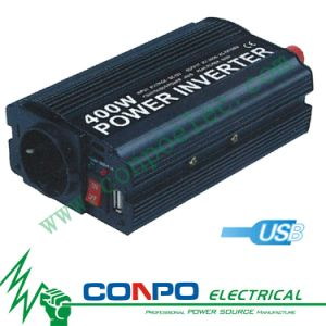 Modified Sine Wave Power Inverter 8400U 400W With USB pictures & photos