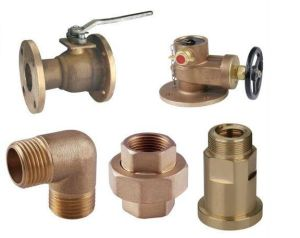 16psi Water Brass Gate Valve pictures & photos