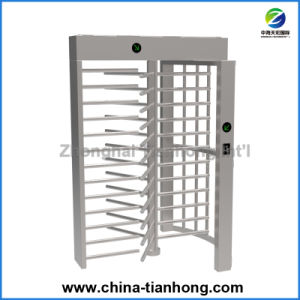 Stainless Steel Housing Full Height Turnstile pictures & photos