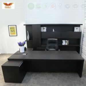 Fsc Forest Certified New Fashion Design Office Furniture Executive Modern Directoreconomical Metal Leg Office Executive Table pictures & photos
