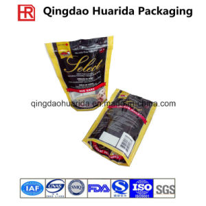 Plastic Stand up Resealable Bags for Pet Food pictures & photos