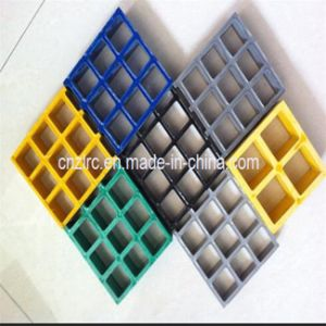 FRP/Fiberglass Grating/Molded Grating/Fiber Reinforced Plastics Grating pictures & photos