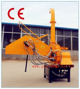 CE Certificate Pto Driven Wood Chipper Shredder pictures & photos