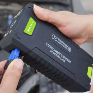 Emergency Car Jump Starter Mini Car Battery Charger for Outdoor-Camping pictures & photos