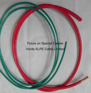 AWG10 8 Thhn Thwn, Nylon Building Wire Cable pictures & photos