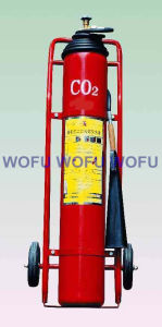 25kg Trolley CO2 Fire Extinguisher (MTT25) pictures & photos
