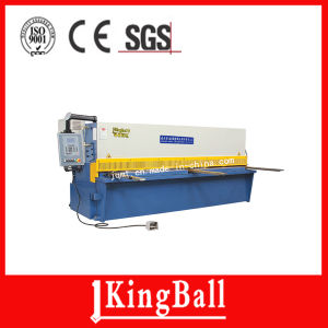 Hydraulic CNC Pendulum Shearing Machine (QC12K-20X2500) pictures & photos