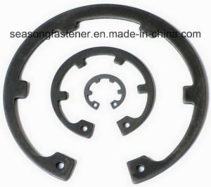 Serrated Circlip / Retaining Ring / Jk Ring (DIN984 / D2000 / JK) pictures & photos