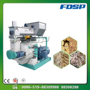 China Cheap Wood Chips Sawdust Pelleting Machine pictures & photos