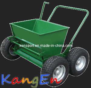 Sand Infill Machine for Artificil Grass Court pictures & photos