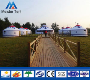 Hot Selling PVC Cover Yurt Tent pictures & photos