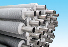 Extruded Finned Tube Applied in Air Cooler or Heat Exchanger pictures & photos