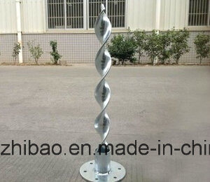 Galvanizing Ground Pile /Helical Pile / Screw Pile pictures & photos