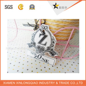 Environment Friendly Best Sale Paper Hang Tag for Garment pictures & photos