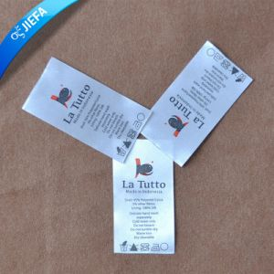Long Time Supply Printed Label / Fabric Label /Garment Label pictures & photos