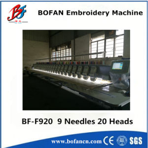 Computerized Operation and 20 Heads Head Number Not Tajima Embroidery Machine pictures & photos