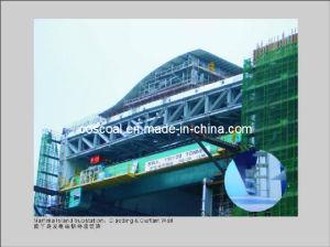 Aluminum/Aluminium Curtain Wall for Cladding pictures & photos