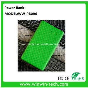 High Efficiency 4000mAh Power Bank with Babysbreath Stripe