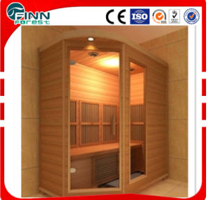 4 Person Healthy Far Infrared Deluxe Sauna Room pictures & photos
